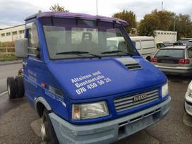 Iveco, daily 49-10, krovininiai mikroautobusai