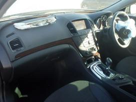 Opel Insignia. R18 ratai, navigacija, salonas