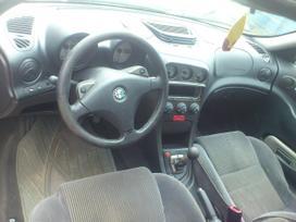 Alfa Romeo 156 dalimis. Esant galimybei,