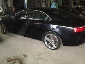 Audi A5. S line apdaila. variklio kodas cgk