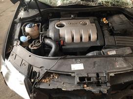 Volkswagen Passat. 4x4 variklio raides bmp,