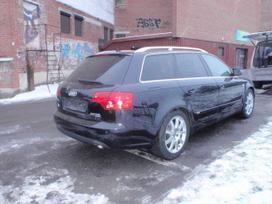 Audi A4 dalimis. Audi vw seat skoda dalimis
