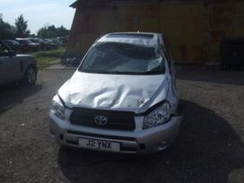 Toyota Rav4 dalimis. доставка бу запчастей с
