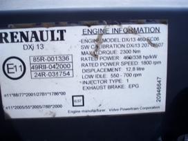 Renault Magnum, vilkikai