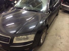Audi A8 dalimis. Labai tvarkingas automobilis