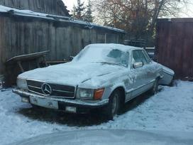 Mercedes-benz Sl klasė
