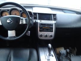 Nissan Murano dalimis