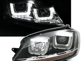 Volkswagen Golf. Tuning dalys.gti optik-