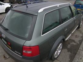 Audi A6 Allroad dalimis. Naujai ardoma audi