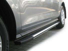 Mazda Cx-7. Nauji slenksciai aluminium.tinka