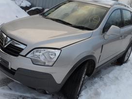 Opel Antara dalimis. Naudotos dalys
