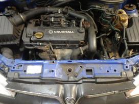 Opel Combo. Pristatome automobilių dalis į