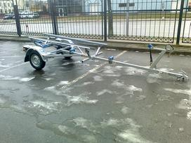 Tiki Treiler Bs-450lw, vandens transporto