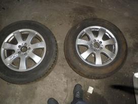 Mercedes-benz, R-class, lengvojo lydinio, R17