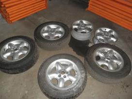 Land Rover, Freelander, lengvojo lydinio, R16