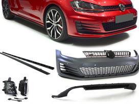 Volkswagen Golf. .gti komplektas -kaip 1 pvz