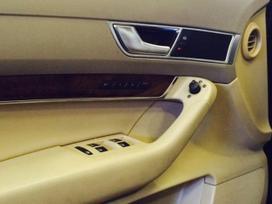 Audi A6 dalimis. Naujai ardoma audi a6
