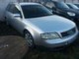 Audi A6. Audi a6 2001 m. 18 benzinas 4/5