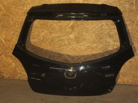 Mazda 2. Detalių pristatymas visoje lietuvoje