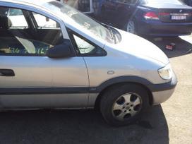 Opel Zafira dalimis. Automobilių dalys.