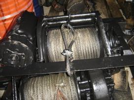 -Kita- Zil-131 Gervė, kita miško įranga / priedai
