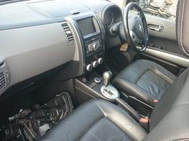Nissan X-trail. Anglas dalimis tel. +370-656