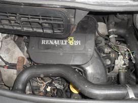 Renault Trafic dalimis. Vivaro,trafik