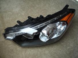 Kia Forte. Kia forte left led headlight 2014