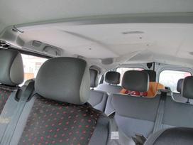Opel Vivaro dalimis. Europa, automatas, keleivinis