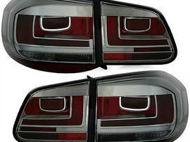 Volkswagen Tiguan. soniniai slenksciai