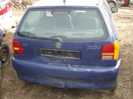 Volkswagen Polo. Volksvagen polo 98m. 1.7d
