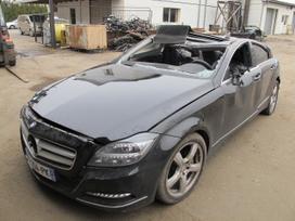 Mercedes-benz Cls klasė bamperiai