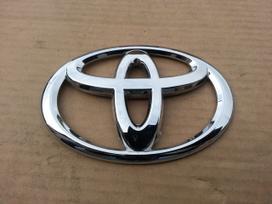Toyota iq. žibintas l+r šviesus žibintas l+r
