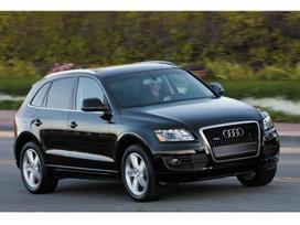 Audi Q5. Naujų orginalių detalių užsakymas