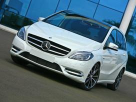 Mercedes-benz B klasė. Naujų orginalių