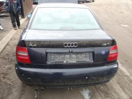 Audi A4. Audi a4 98m.1.8t variklio defektas,
