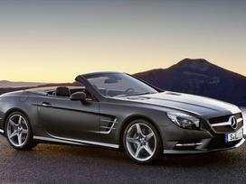 Mercedes-benz Sl klasė. Naujų orginalių