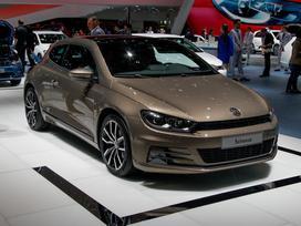 Volkswagen Scirocco. Naujų orginalių detalių