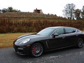Porsche Panamera. Naujų orginalių detalių