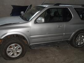 Opel Frontera. Variklio numeris y22se