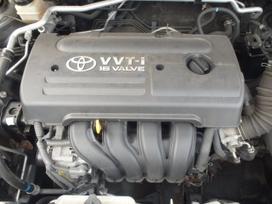 Toyota Corolla dalimis