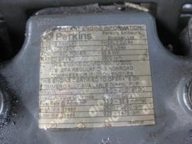 JCB 8052, mini ekskavatoriai