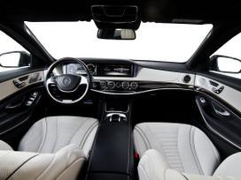 Mercedes-benz S350, 3.0 l., sedanas