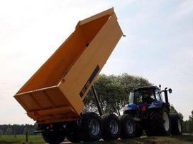 Ugb Universalios puspriekabės, traktorinės