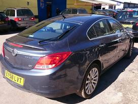 Opel Insignia. Anglas dalimis tel. +370-699