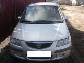 Mazda Premacy. Mazda premacy 2001m. 2.0d 74kw
