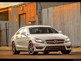 Mercedes-benz Cls klasė. Naujų originalių