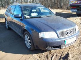 Audi A6 dalimis. Audi a6 (c5) 2001 m. 3.0