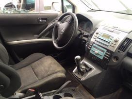 Toyota Corolla Verso. Europine, 7 sedimos