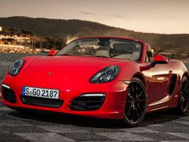 Porsche Boxster dalimis. ! tik naujos